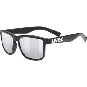 UVEX LGL 39 Occhiali, nero/argento